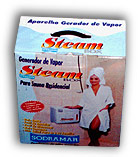 STEAM•BOX >> Gerador de Vapor